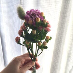 インスタ映えする花束ならブルーミーライフがおすすめ!お試し体験レポ
