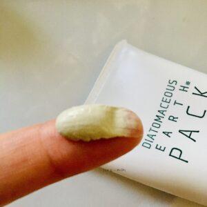 リフターナ 珪藻土パックの口コミ!洗顔とライン使い中